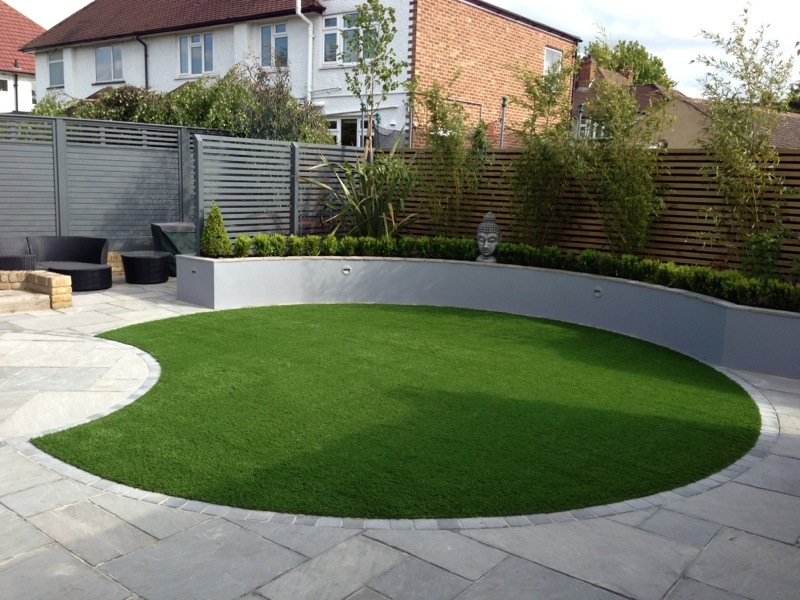 circular gardens designing ideas home decor 20130520 213738jpg - Garden Design Circular Lawns