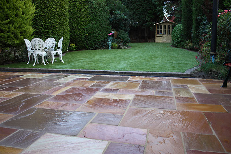 Patio Areas Artificial Grass Lawns And Turf By Carrick