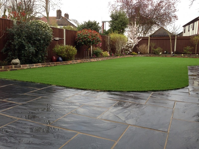 New Eltham Grass