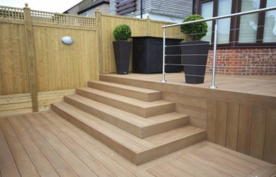 Garden designs archives artificial grass lawns and turf for Garden decking maidstone
