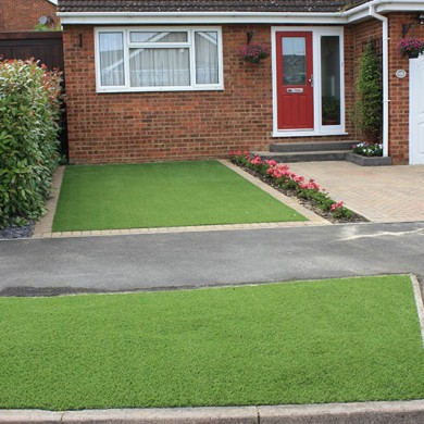 Artificial Grass Lawns And Turf By Carrick 187 Driveway Lawns
